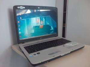 Ноутбук Acer z7720